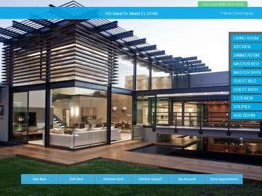 HomeBaze Web Design