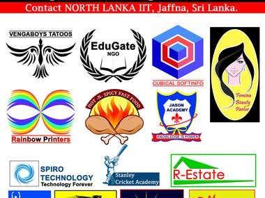 Logo Design / Pamphlet Design / Banner Design