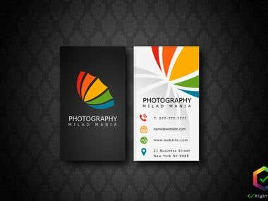 Business Cards and Logo Design 4