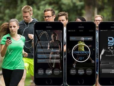DoSo - Fitness App