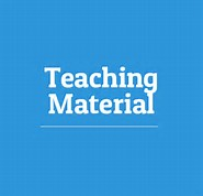 learning material for teachers