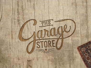 Logo - The garage store