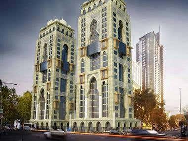 Corniche Towers