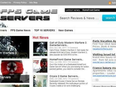FPS Game Servers