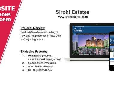 Sirohi Estates