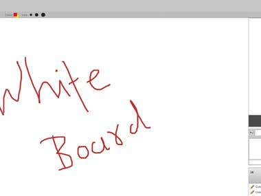 Whiteboard System