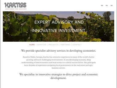 Kartlos Group Branding