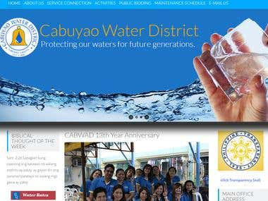 Cabuyao City Water Disctrict