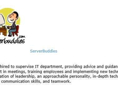 ServerBuddies