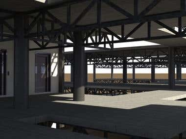 Structure rendering
