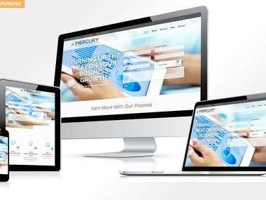 Website Design + Wordpress