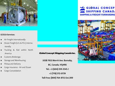 global concept shipping canada