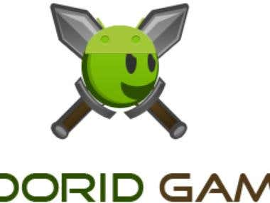 Logo Design for android games company
