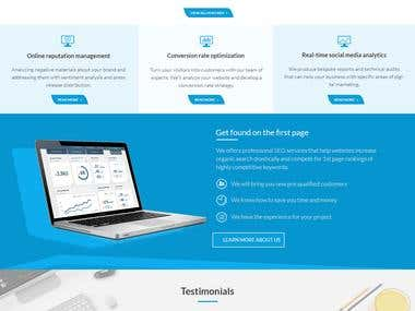 WordPress Responsive Website Design & Development