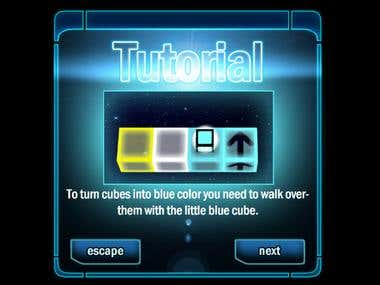 BLLUBY Arcade Game