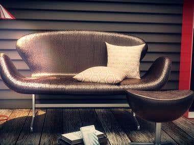 AJ sofa