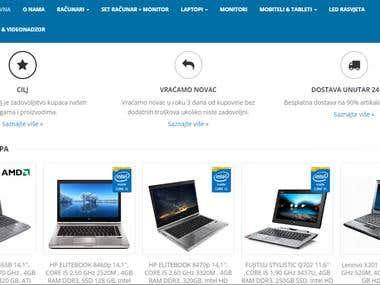 Tech Selling WebSite 2