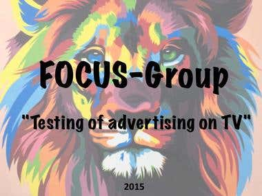 Focus Group Presentation
