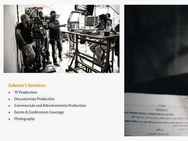 Saleem Media production