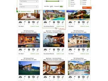 Responsive Real Estate Templates