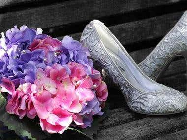 Scarpe e accessori per la sposa