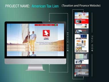 American Tax Lien ( Finance and Taxation website)