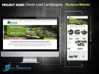 Green Leaf Landscapes (Outdoor Space Designing Company)