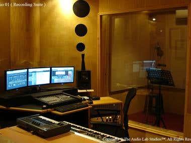 The Audiolab Studios
