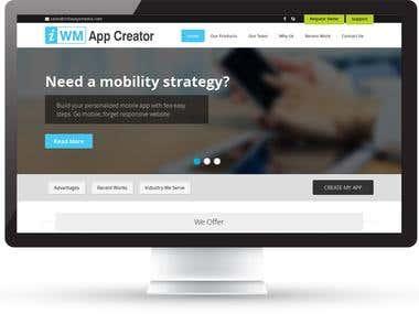 IWM App Creator