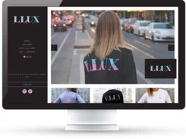 LLUX Label