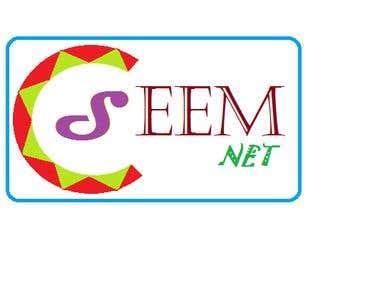 logo design in web site.
