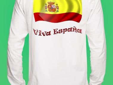 T-shirt design...Design de T-shirt...Deseño de camisetas