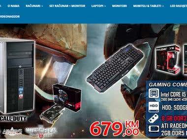 Tech Selling WebSite