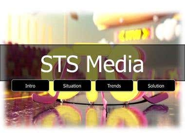 STS Media Presentation (extracts)
