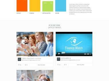 Stock Marketing online Portal