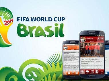 Android - Football App