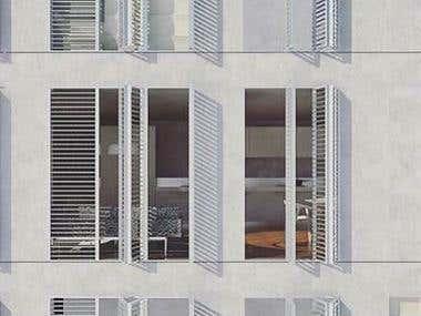 Building Apartment Design