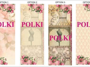 Banner Designs (POLKI BRAND)
