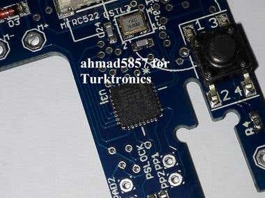 RFID PCB Design, Fabrication & Assembling