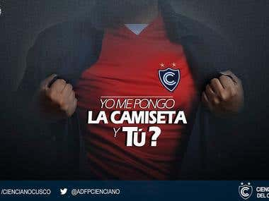 social media for Club Cienciano
