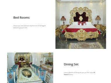 Furniture-Website