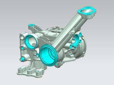 Engine Body