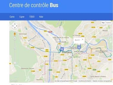 Tracking public transport positions