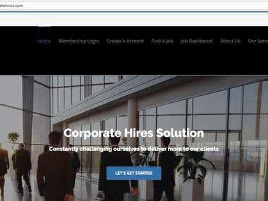 corporatehires.com