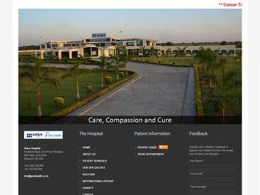 Hospital Website : http://www.purehealth.co.in/