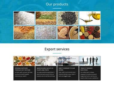 Shah Leafin is an emerging manufacturer and exporter of vari