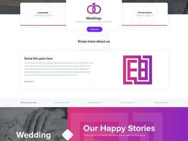 Event Bazar Web Portal
