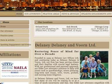Delaney Law Offices Site