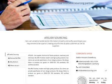 Atelier Sourcing