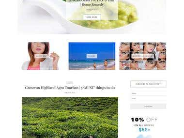 Green Story Blog